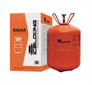 İceloong R404A Gaz