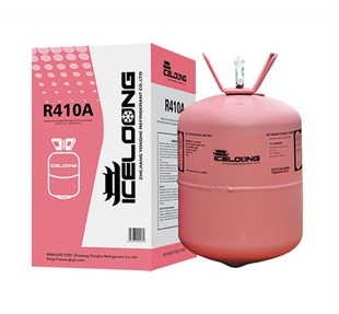 İceloong R410A Gaz